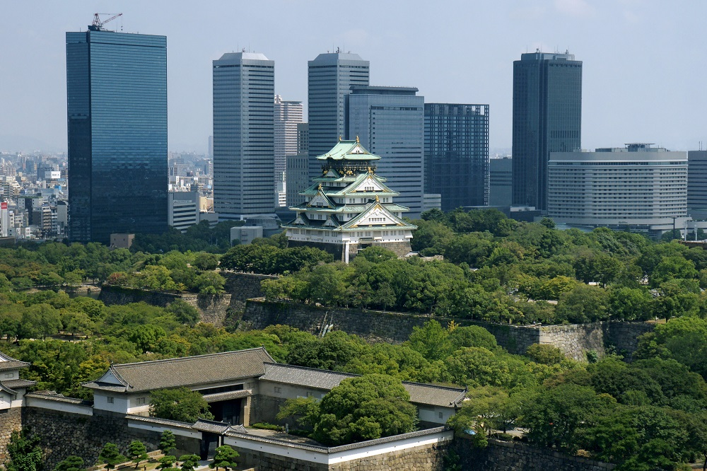 Osaka : le Japon occidental